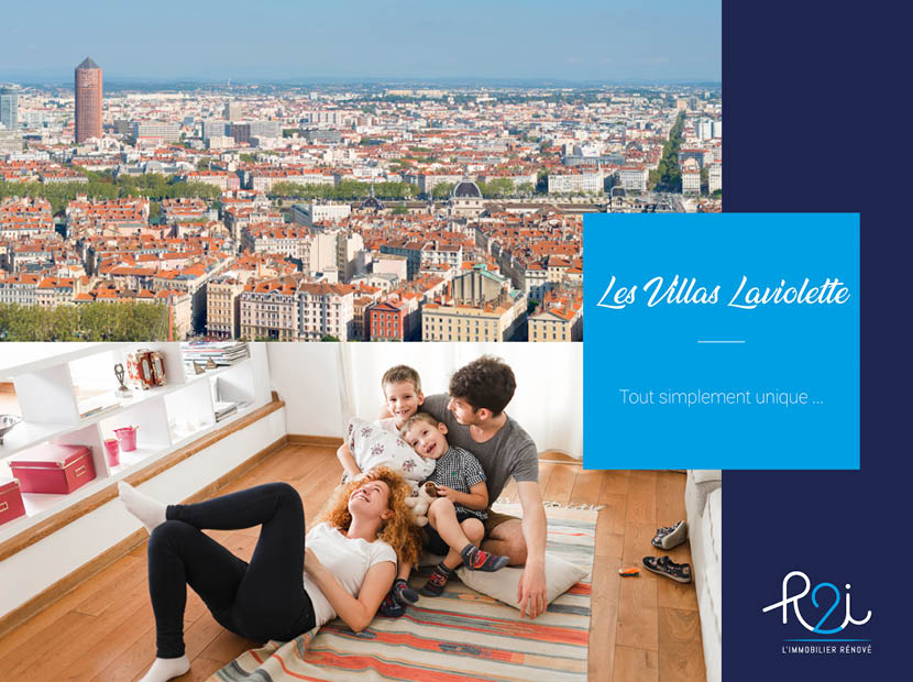 programme immobilier Lyon Montchat