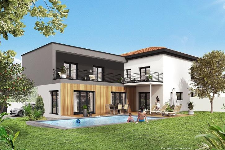 Programme immobilier Les Villas Laviolette à Montchat