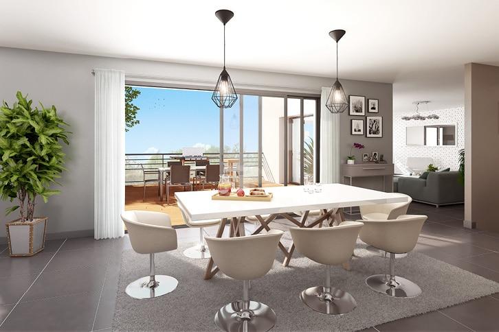 Programme immobilier Les Villas Laviolette Montchat