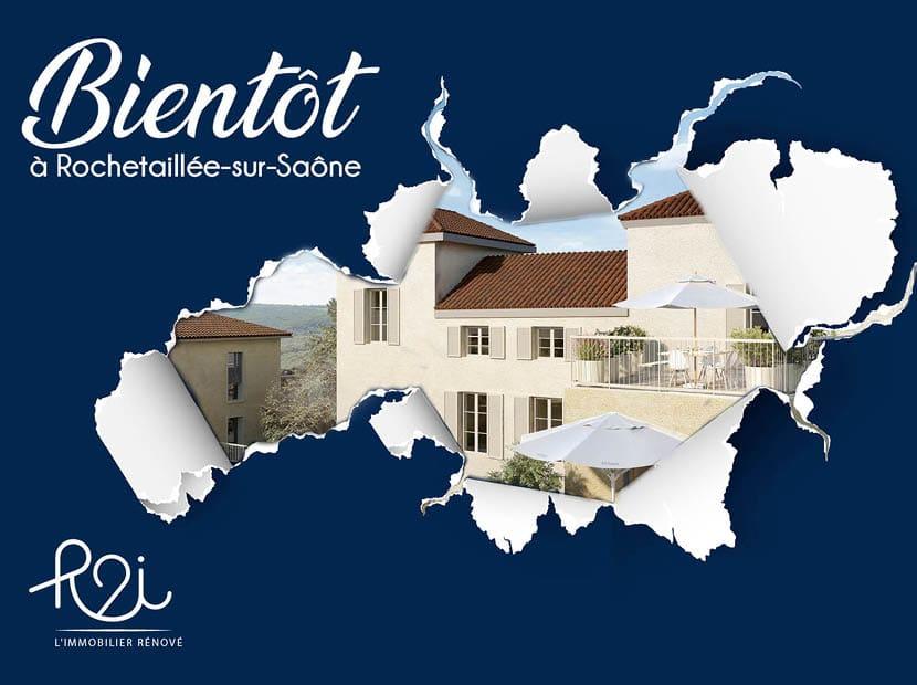Prochainement programme immobilier signé R2i à Rochetaillée-sur-Saône