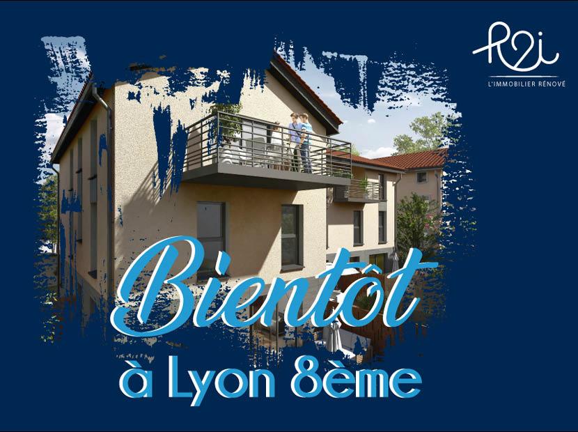 Programme immobilier Alliance Lyon 8