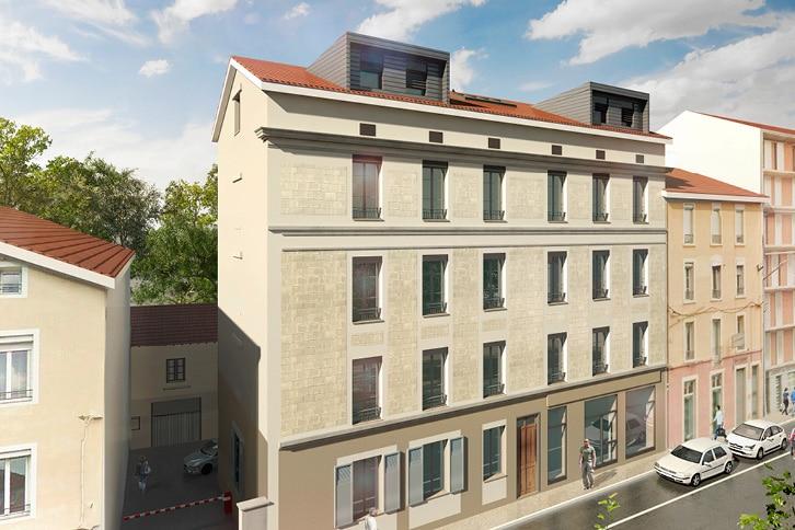 Programme immobilier Sem'Art 33 à Oullins