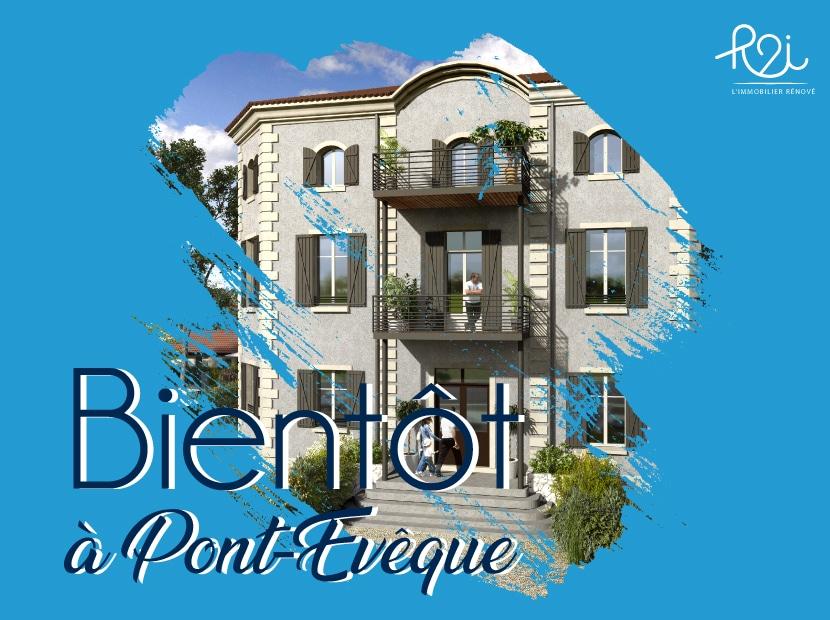 Prochainement programme immobilier par R2i à Pont-Évêque